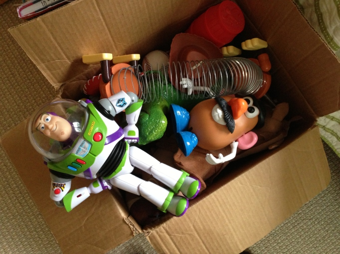 Part of me thinks that no one should ever have to outgrow Toy Story.